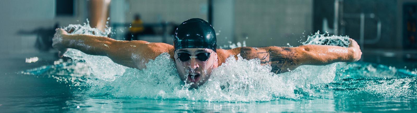 Schwimmen post image