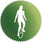Akrobatik und Einradfahren in Grünwald