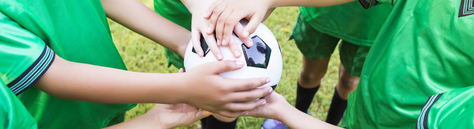 Fußball Zwerge post image