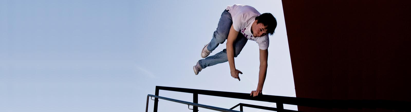 Parkour post image