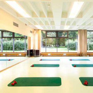 Wochenendbelegung Trainingsstätten Grünwald