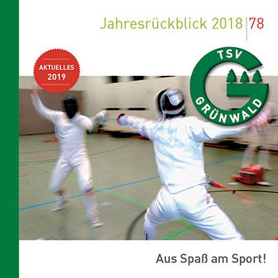Jahresrückblick 2018 Cover