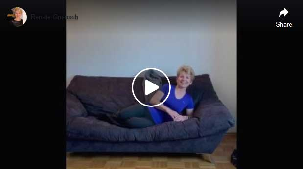 Couch Workout mit Renate (50 min)